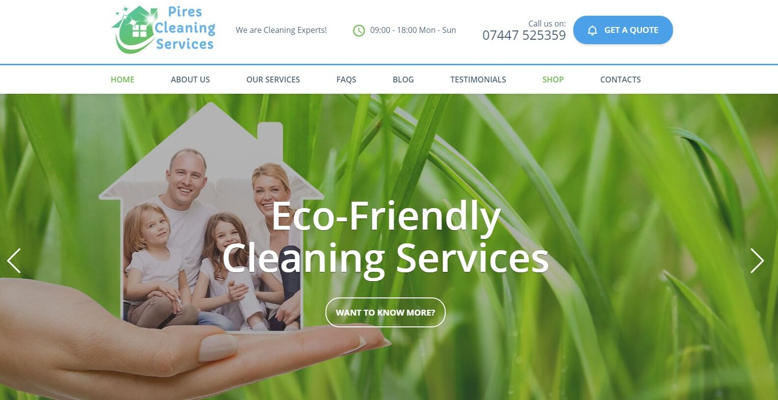 pirescleaningservices