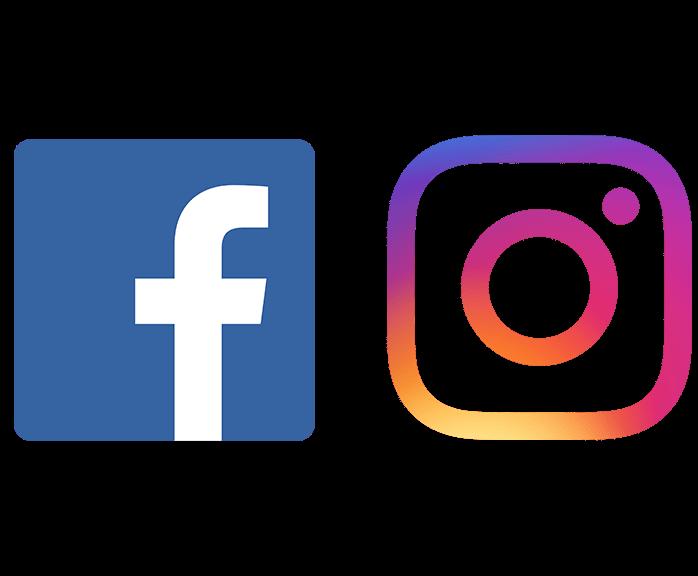facebook twitter instagram png 3
